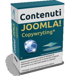Aggiunta soluzione Joomla! Copywriting