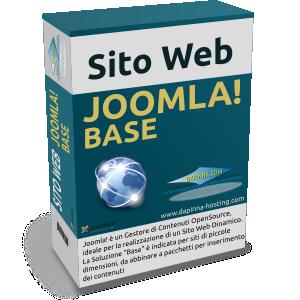 Sito Web Joomla! Base