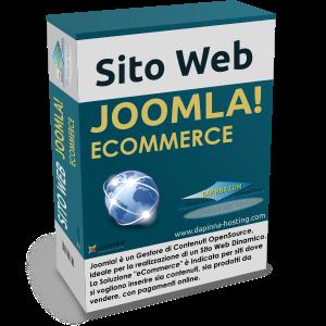 Sito Web Joomla! eCommerce